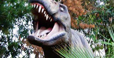 Que come el tiranosaurio rex
